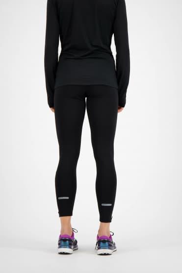 Dámske bežecké nohavice Rogelli ANDERSON, čierne