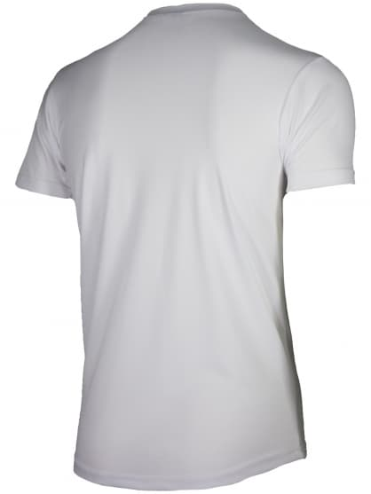 Detské funkčné tričko Rogelli PROMOTION, biele