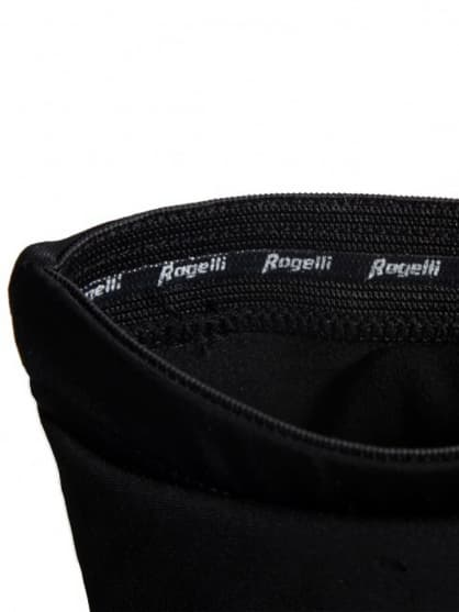 Detské zimné nohavice Rogelli PERANO, čierne