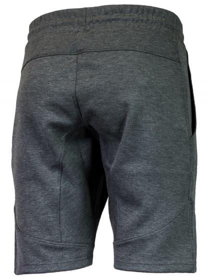 Funkčné šortky Rogelli TRAINING s voľnejším strihom, šedé