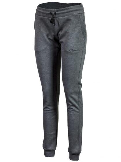 Dámske funkčné nohavice Rogelli TRAINING s voľnejším strihom, šedé
