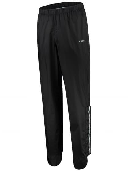 Nepremokavé nohavicové návleky Rogelli HOUSTON, čierne