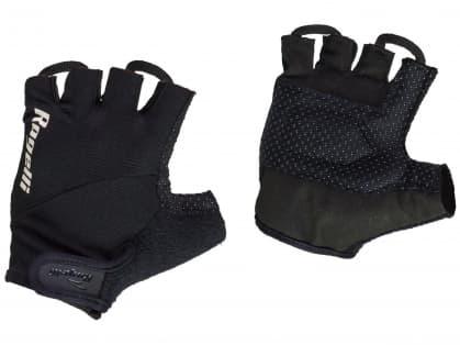 Cyklistické rukavice Rogelli DUCOR, čierne