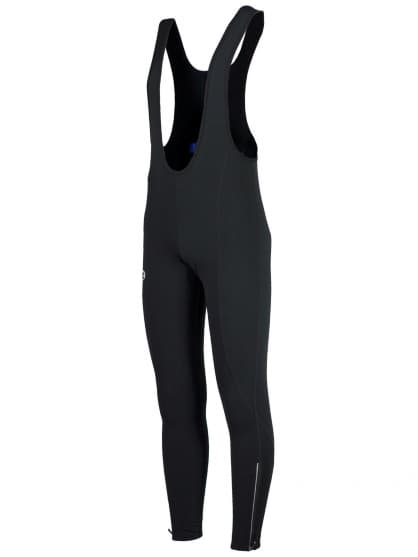 Zateplené športové nohavice Rogelli PERANO, čierne