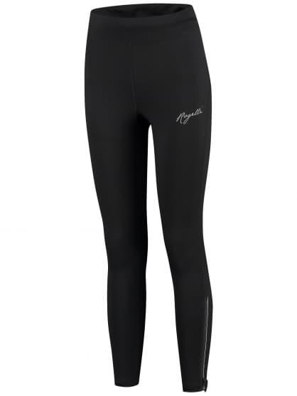 Dámske tenké bežecké nohavice Rogelli ALGONA, čierne