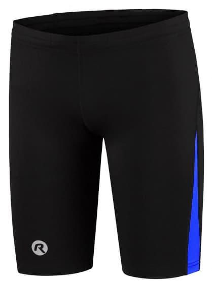 Bežecké kraťasy Rogelli DIXON, čierno-modré