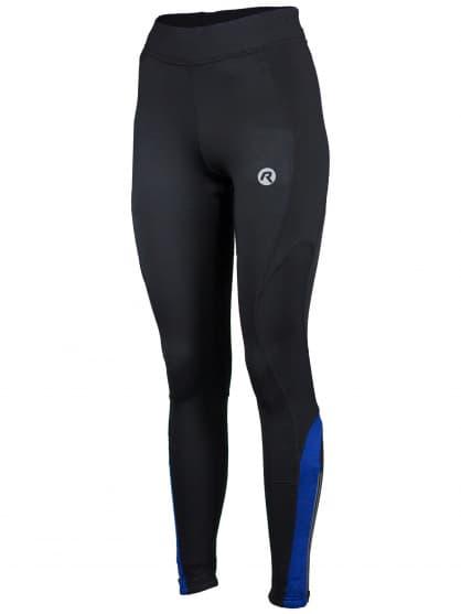 Dámske bežecké nohavice Rogelli EMNA, čierno-modré