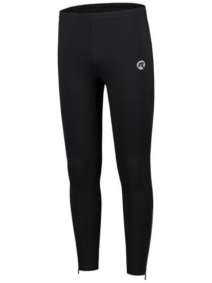 Bežecké nohavice Rogelli BANKS, čierne
