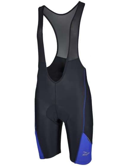Cyklo kraťasy Rogelli MAGASA, čierno-modré