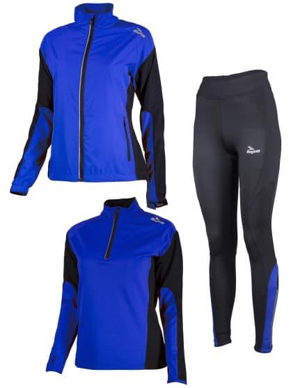 Dámske funkčné oblečenie Rogelli LADY-E, modré