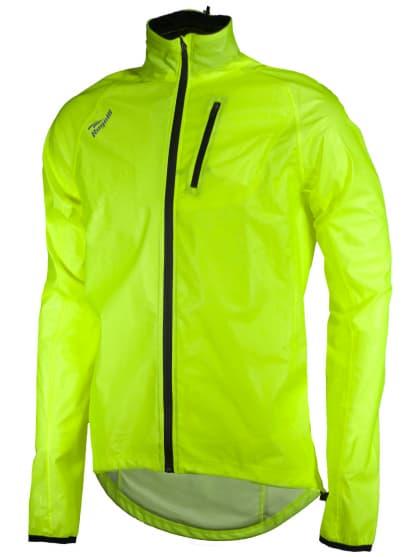 Cyklistická pláštenka Rogelli OHIO, reflexná žltá