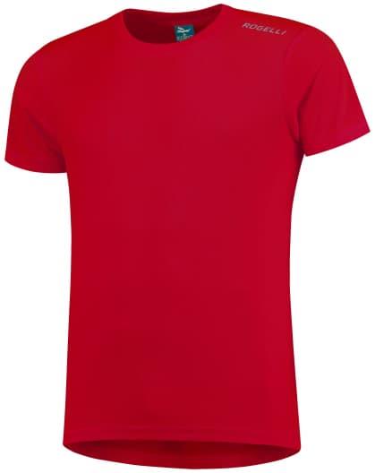 Detské funkčné tričko Rogelli PROMOTION, červené