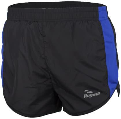 Bežecké šortky Rogelli FIRENZE, čierno-modré