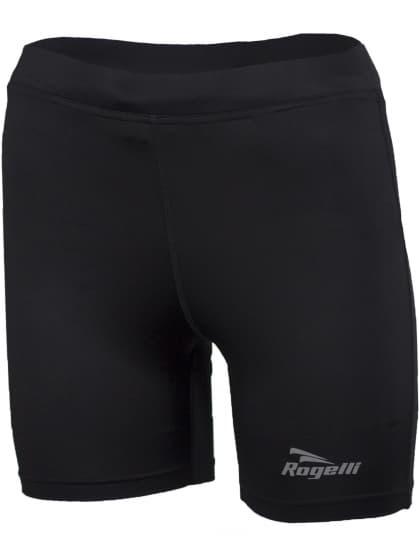 Dámske bežecké kraťasy Rogelli MULGA, čierne