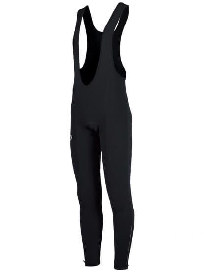 Zateplené cyklistické nohavice Rogelli TAVON, čierne