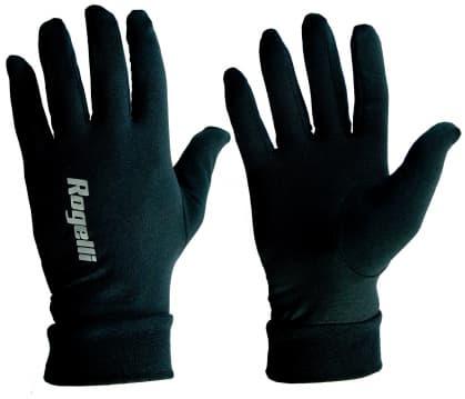 Extra tenké športové rukavice Rogelli OAKLAND, čierne
