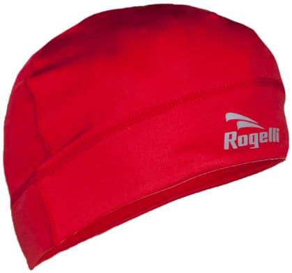 Elastická čiapka Rogelli LESTER, červená