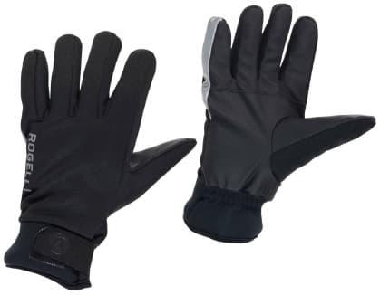 Zimné membránové rukavice Rogelli DELTANA, čierne