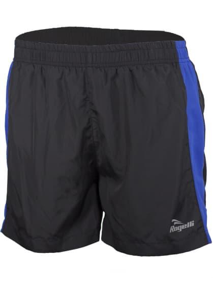 Bežecké šortky Rogelli TARANTO, čierno-modré