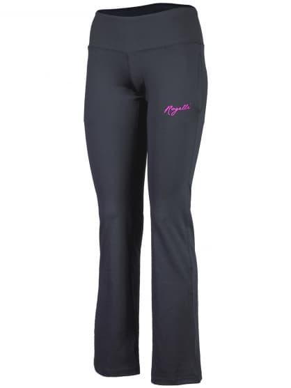 Dámske fitness nohavice Rogelli FADYA, čierne