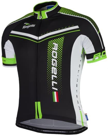Cyklodres Rogelli GARA MOSTRO s krátkym rukávom, zelený