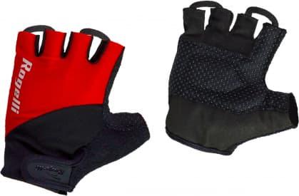 Cyklistické rukavice Rogelli DUCOR, červené