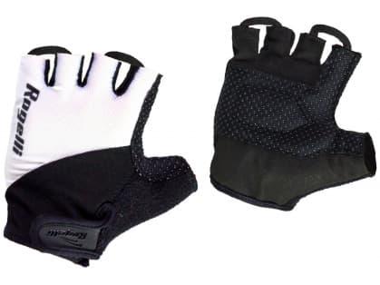 Cyklistické rukavice Rogelli DUCOR, biele