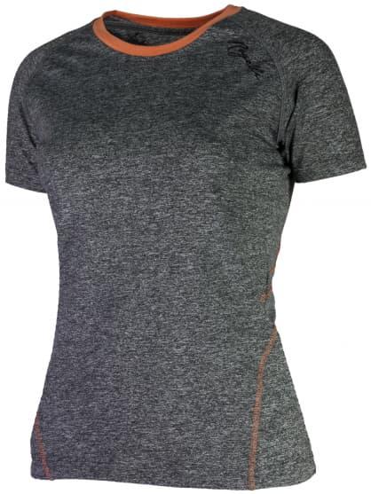 Dámske fitness tričko Rogelli ROSA, šedé