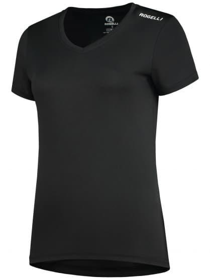 Dámske funkčné tričko Rogelli PROMOTION Lady, čierne