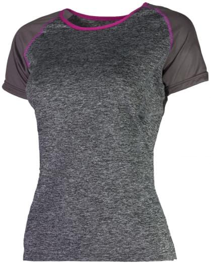 Dámske funkčné tričko Rogelli SAMUELA, šedé