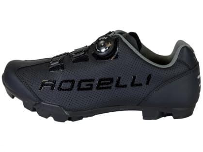 Cyklistické MTB tretry Rogelli AB410, čierne