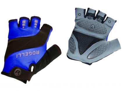Cyklistické rukavice Rogelli PHOENIX, modré